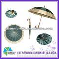 pulgadas 23 impermeable único paraguas patio