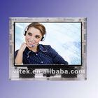 Hot sale 13.3 inch Transparent tv
