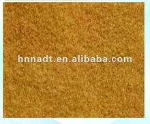 Gold-rush carpet