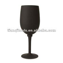 New style novel wine glass shaped wine opener gift set
