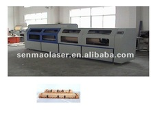 Exported to IPhilippines Cylindrical Die Board Laser Cutting Machine