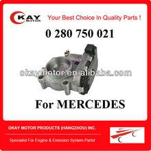 0 280 750 021 For MERCEDES Throttle Body