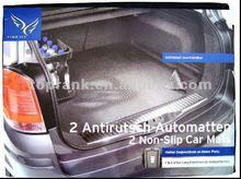 Car trunk mat 120*120CM PVC plastic,rubber car mat,DECORATIVE CAR MATS