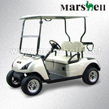 Eléctrica carrito de golf baratos para la venta con dos asientos dg-c2 ( china )