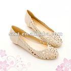 Hot! stylish flat shoes/new flat women footwear