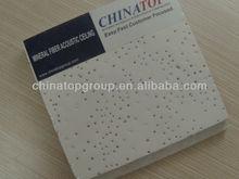 Mineral Fiber Acoustic Ceiling Board ( Mineral Wool Board)