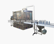 Mineral water washing filling capping machine XGF8-8-3