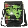 Fashion leisure sport waterproof tarpaulin messenger shoulder bag FXD-19018
