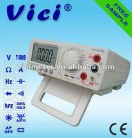 VC8045 4 1/2 TRMS bench big LCD low price digital multimeter