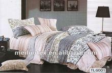 pigment printed bedding set 2012 designs