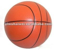 PU basketball Stress Ball Squeeze Ball