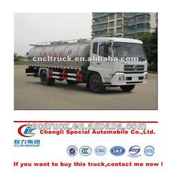 Dongfeng Tianjin milk tank truck