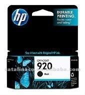 GENUINE ORIGINAL HP 920 CD971AA HP920 Inkjet Printer black Ink Cartridge