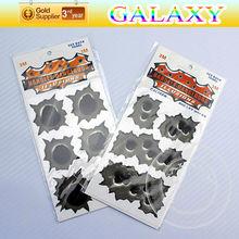 wholesale popular bullet holes car sticker 6 big regular shotholes auto design