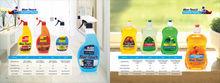2012 New Formula Blue-Touch automatic dishwash detergent, fairy dishwash detergent-500ml(17.OZ)