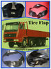 Maxtop Tire Flaps / Maxtop Flap /1100/1200-16 Good market Rubber flap