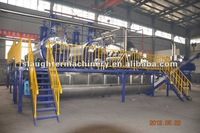 poultry waste rendering plant