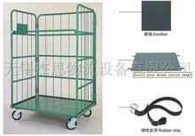 JS Industrial transportation moving trolley, Supermarket cart