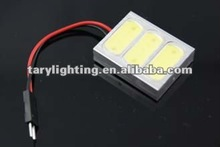 DC12V,beam angle 175,6leds,4.5w,high power Auto LED lighting~rich colors