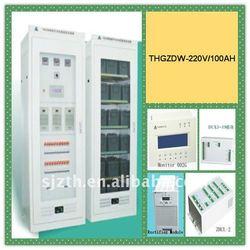 220V/110V intelligent Switch Mode Electric DC Power System