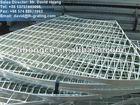 galvanized bar grating material, floor grating material, metal grating material