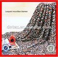 100% suave de poliéster de impresión de diseño coreano mantas de venta al por mayor
