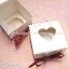 Empty Heart Shape Wedding Decoration Favor Box