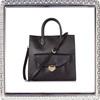 High quality PU leather shoulder bag tote