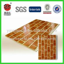 paneles de pvc plastic brick wall pvc wall panel pvc panel