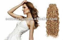 Hot Sale Deep Wave 100% Human Hair Weaving