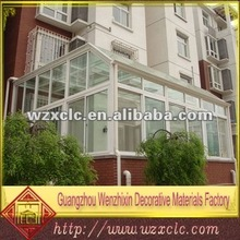 aluminum sun porch,sun rooms, sunshine rooms for villas(Guangzhou City)