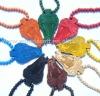 wholesale 2012 good wood snake necklace