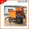 Electric scissor lift/hydraulic aerial lift table