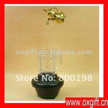 OXGIFT Color Water Faucet Lamp,flash faucet,led faucet lamp