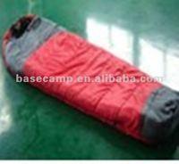 one man portable cotton mummy sleeping bag