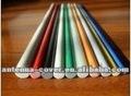 Hastes de fibra de vidro pipa