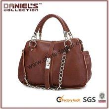 2012 european qualified women genuine leather bag