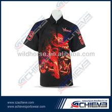 custom made printing motorcycle racing garments wear