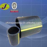 PE underground plastic gas pipe plastic coated gas pipe