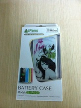 2012 new hot battery case for iphone 4 4s free shipping