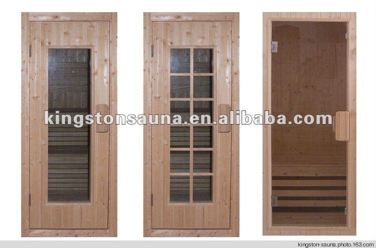 Todo tipo de sauna de madera puertas de finlandia saunas - Tipos de saunas ...
