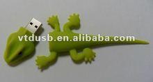 Lizard USB flash drive, USB pen USB key flash pendrive memory stick