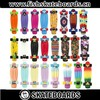 Penny 22 NEW Graphic Complete Plastic Cruiser Skateboards Tie Dye