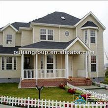 Large and luxury light steel villa