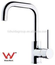 DR brass kitchen faucet, WaterMark