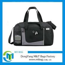 High quality polyester travel set bags fashion style duffle bag travel shoe bag