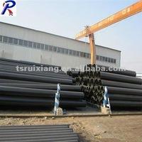 ASTM A53/106 GrB seamless steel tube/hexagonal steel tube