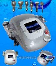 Cavitation machine for breast reduction machine