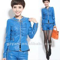 ladies jacket material designer