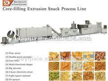 puffs snack fodd making machine production line